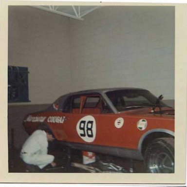 Bud Moore Trans-Am Cougar