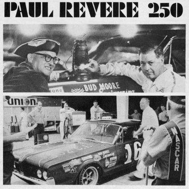 Loyd Ruby Paul Revere 250