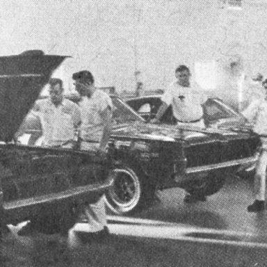 Bud Moore Engineering - 1968