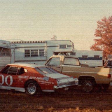00 Chevelle @ Martinsville '74