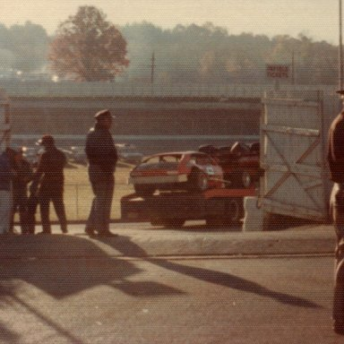 Maynard Troyer's #6 Modified Martinsville '74
