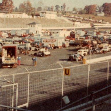 Martinsville Infield '74
