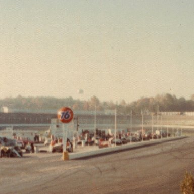 Martinsville Front Stretch '74