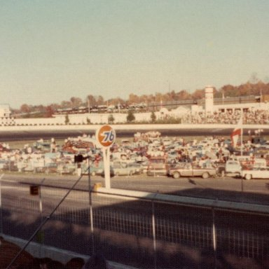 Another Shot Martinsville Front Stretch '74
