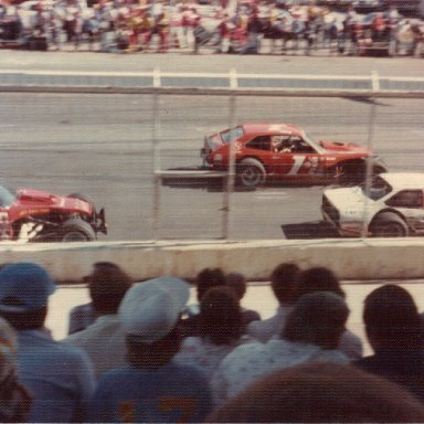 Modified Action @ Martinsville '74