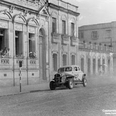 Passo Fundo -  late 40's to early 50's