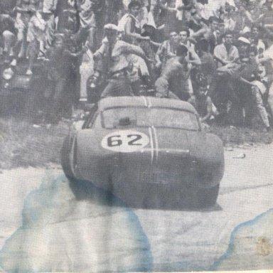 Rio de Janeiro 1965 - Simca Prototype