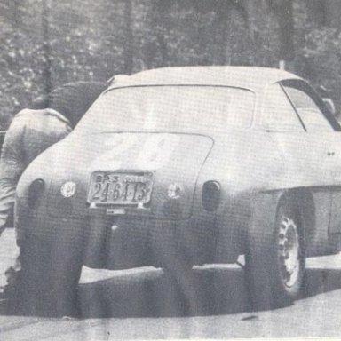 Rio de Janeiro 1965 - Alfa Romeo Giulietta Zagato