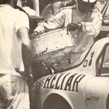 Emerson Fittipaldi - 1966 Mil Milhas Brasileiras - Malzoni GT (DKW 2 stroke powered)