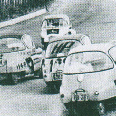 1958 Isettas race - Interlagos