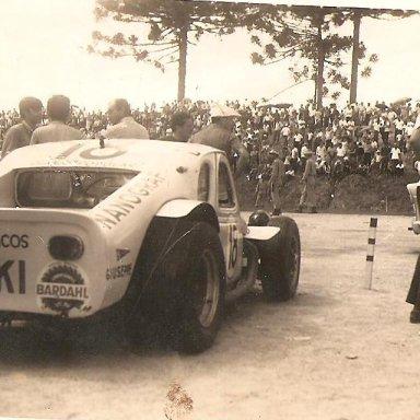 Camillo Christofaro - Chevrolet 327 - late 60´s