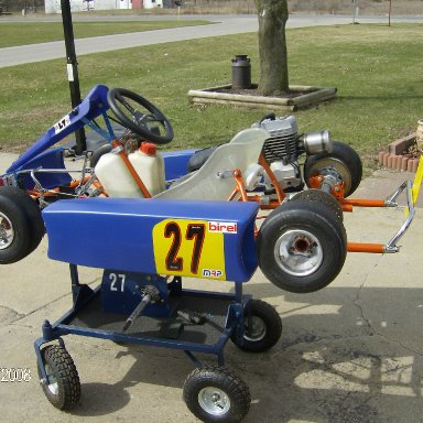 Cole Racing 007