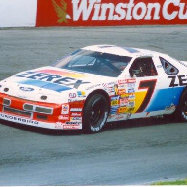 1990 Alan Kulwicki 7