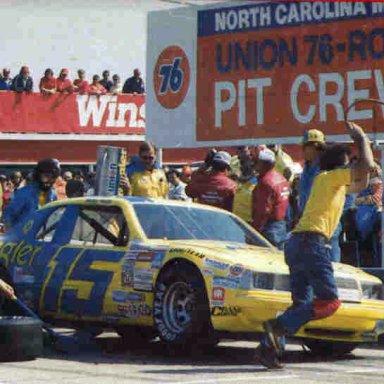 Pit Crew Race