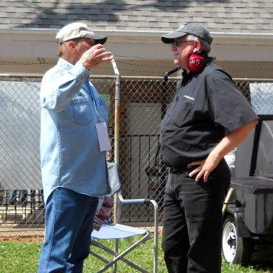 Bill Blair and Jeff Gilder