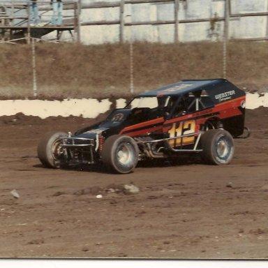 Gary Balough 84 OCFS CRC Race