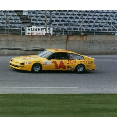 Andy Belmont  Goody's Dash Car Daytona 1990