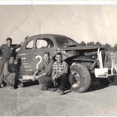 1964 Dinwiddie Speedway Point Champion.