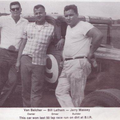 Vann Belcher Bill Latham Jerry Massey