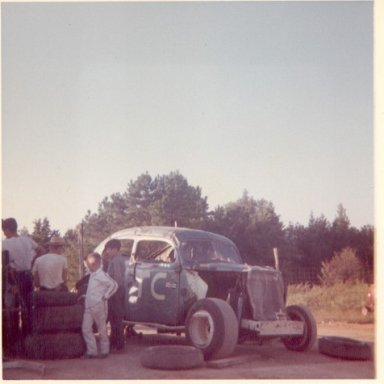 The 1965 Dinwiddie Speedway Point Champion