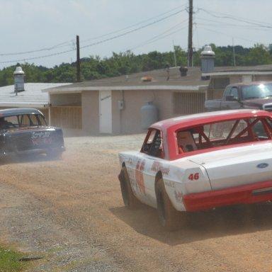 VCS racers