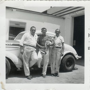 Jack, Butch and Gerald