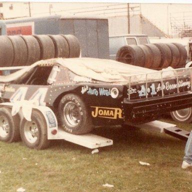 Rick Sheppard Sandusky Speedway Cavalcade