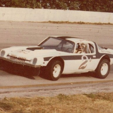 W at Toledo Speedway back in the day