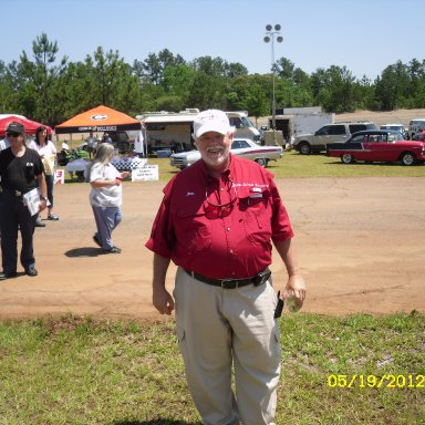 Middle GA Racers Reunion 2012, Tim Thornton