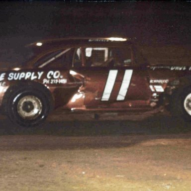 Danny Lee / Chantilly Speedway '73