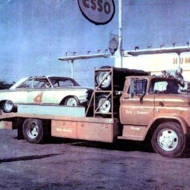 Rex White hauler