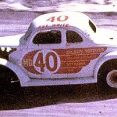 Rex White Coupe
