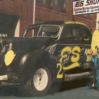 Gober Sosebee's E&S Speed Shop Car