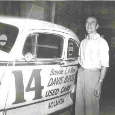 Bob Flock Hudson in the 40's