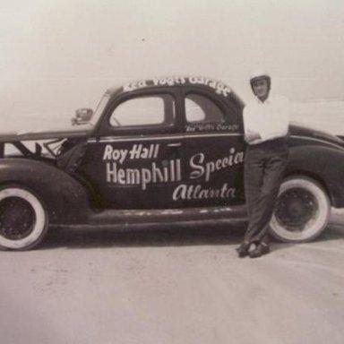 Roy Hall - Daytona 1939