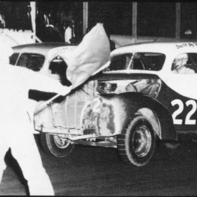 Red Byron wins - 1947