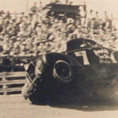 Lloyd Seay at Daytona - August 24th 1941