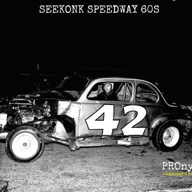 Car 42-Seekonk Speedway