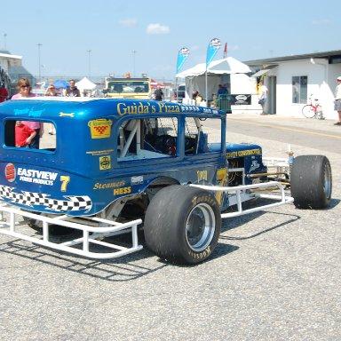 Darlington race car show #1 107