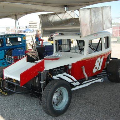 Darlington race car show #1 055