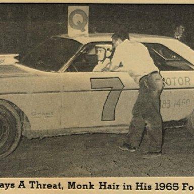 MONK HAIR