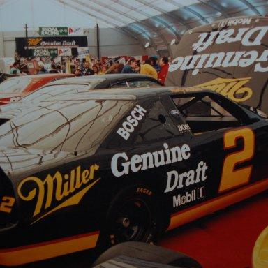 Miller Motorsports show, 1997 015