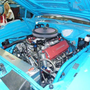 "1971 ""Superbird"" engine"