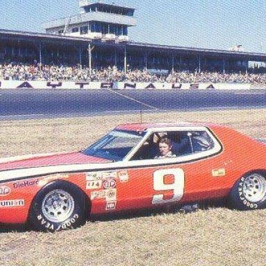 Bill Elliott - 1979 Daytona