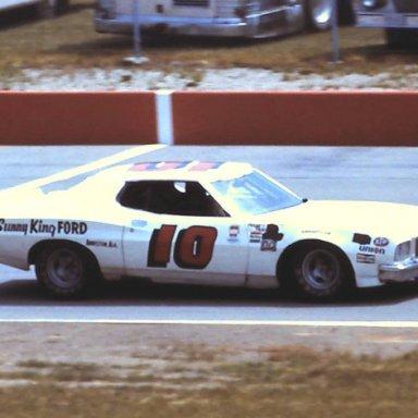 Bill Elliott - 1976 Bill Champion #10