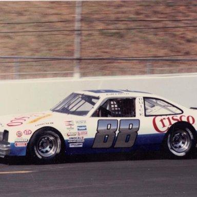 Bill Elliott - 1988 Busch Grand National Buick
