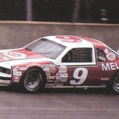 Bill Elliott 1983 Melling Car