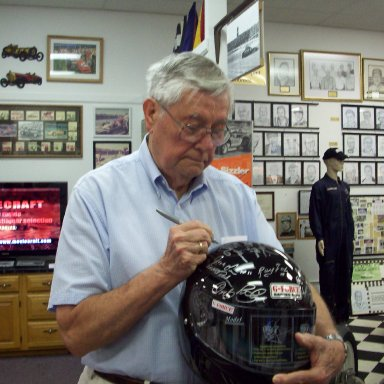 Living Legends of Auto Racing Car Show & Autographs 7/2011