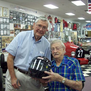 Living Legends of Auto Racing July Car Show & Autographs 7/2011