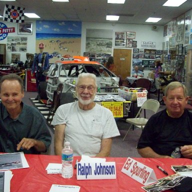 Living Legends of Auto Racing Car Show & Autographs 7/2011